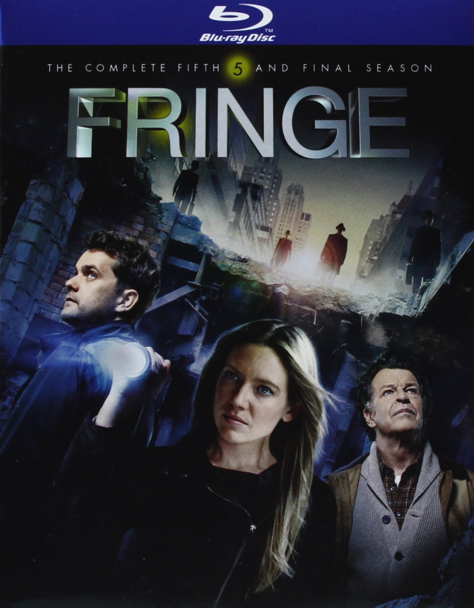 Fringe: The Complete Series (BD) [Blu-ray] by Warner Manufacturing