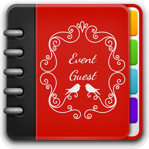 Event Guest Register  Kindle Tablet Edition