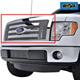 Amazon.com: EcoBoost Grilles 2013 Ford F150 Ecoboost Lower Bumper Grille - Black OEM Style