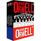 Coleção Camelot Editora - George Orwell (07 Livros)