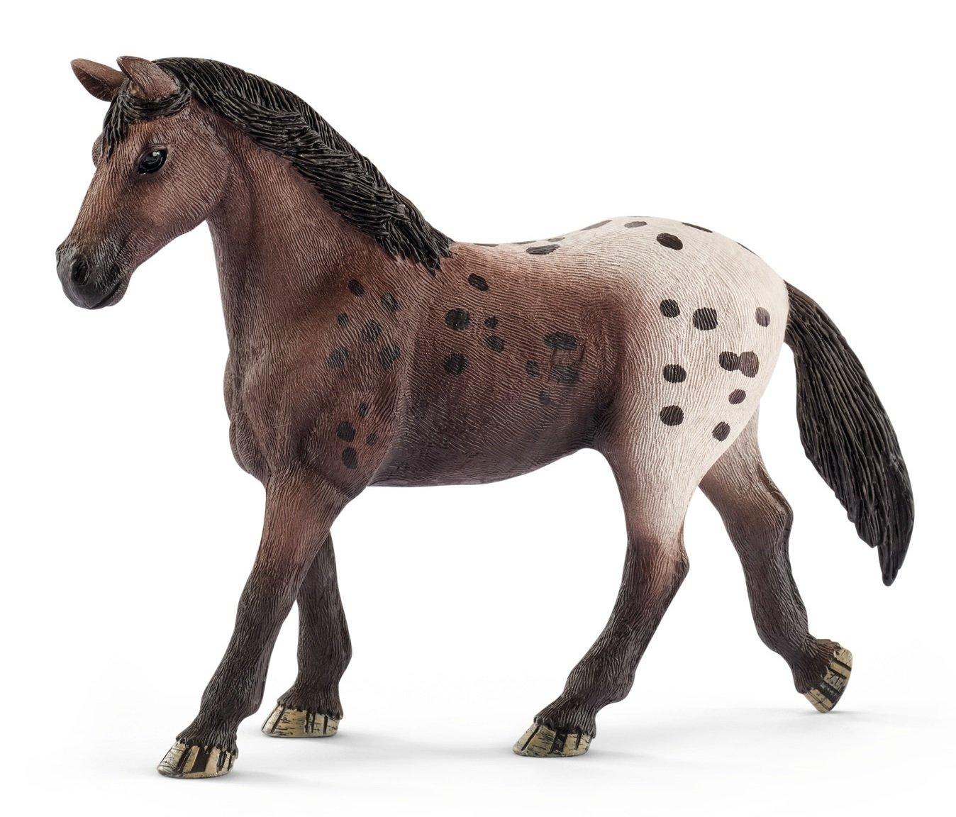 Schleich Appaloosa Mare Toy Figurine 13861