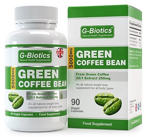 chicco di caffè verde più salute del mondo