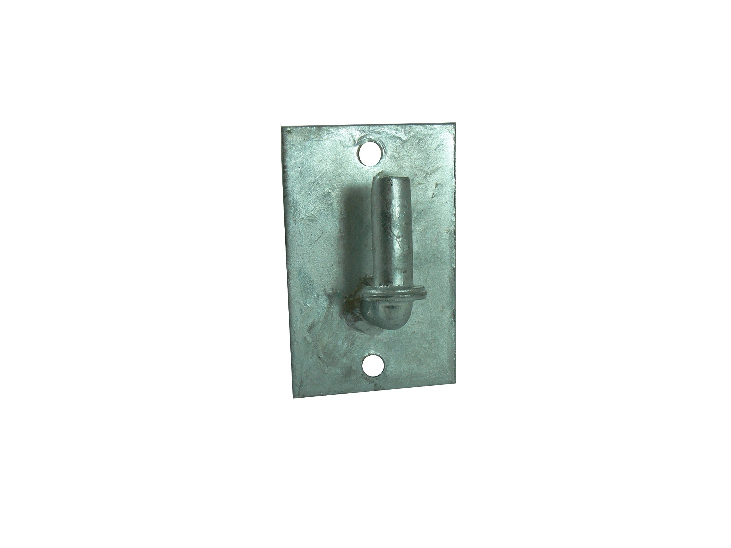 WALL PLATE HINGE, Chain Link Fence Gate Hinge, wall mount hinge