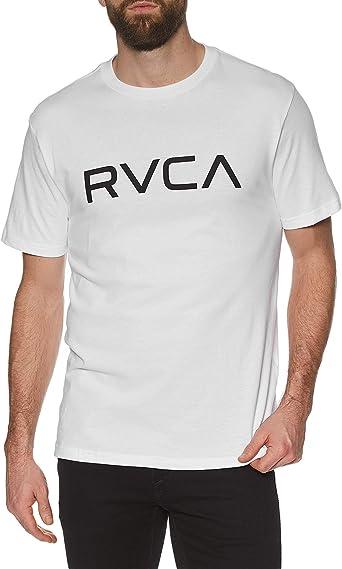RVCA Camiseta de manga corta grande: Amazon.es: Ropa y accesorios