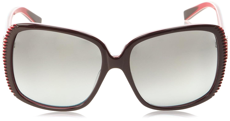 M Missoni Damen MM607S Rechteckig Sonnenbrille, Gr. One Size, Brown:  Amazon.de: Bekleidung