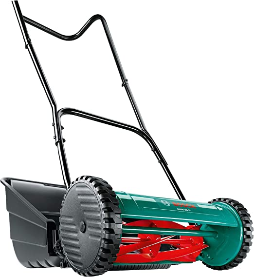 Bosch AHM 38 G Manual Lawn Mower - Best Pick