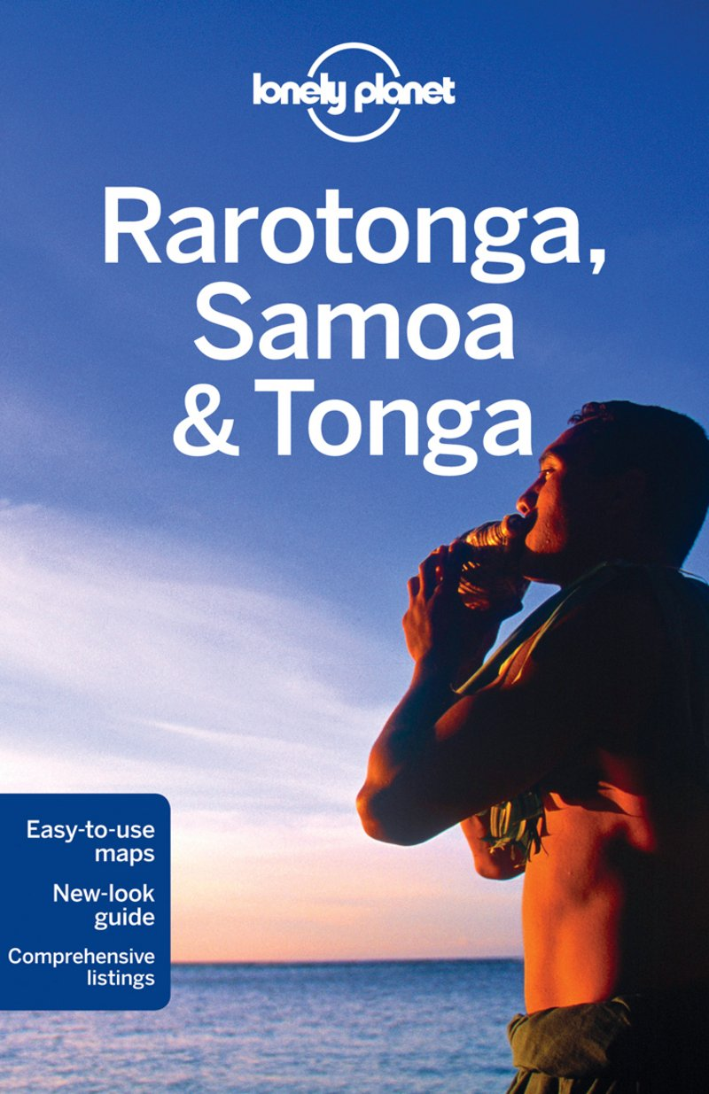 Lonely Planet Rarotonga, Samoa & Tonga (Travel Guide) PDF ePub ebook