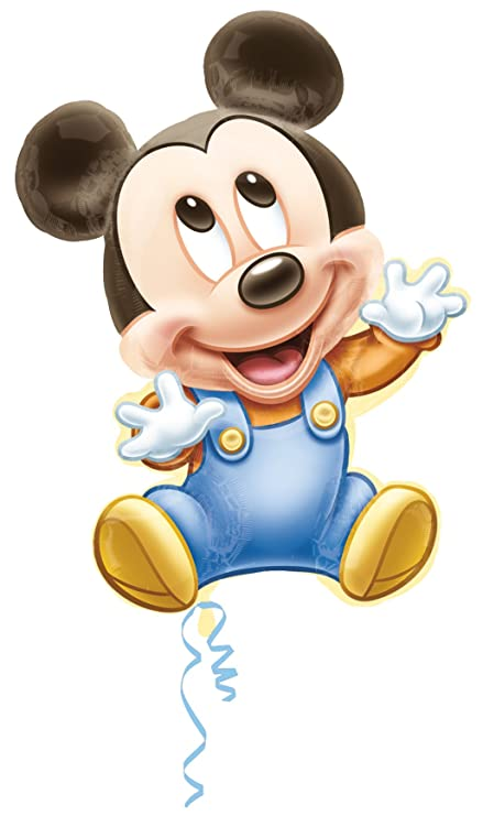 Gran globo * Mickey Mouse * Para cumpleaños infantiles ...
