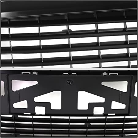 DEDC Jeep Grille Jeep Wrangler Mesh Grill Insert Jeep Grille Guard Front jk Grille Inserts for 2007-2016 4350438332 Pack of 7