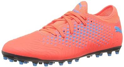 buy popular 04e12 215d7 Puma Future 19.4 MG, Chaussures de Football Homme, Rouge (Red Blast-Bleu