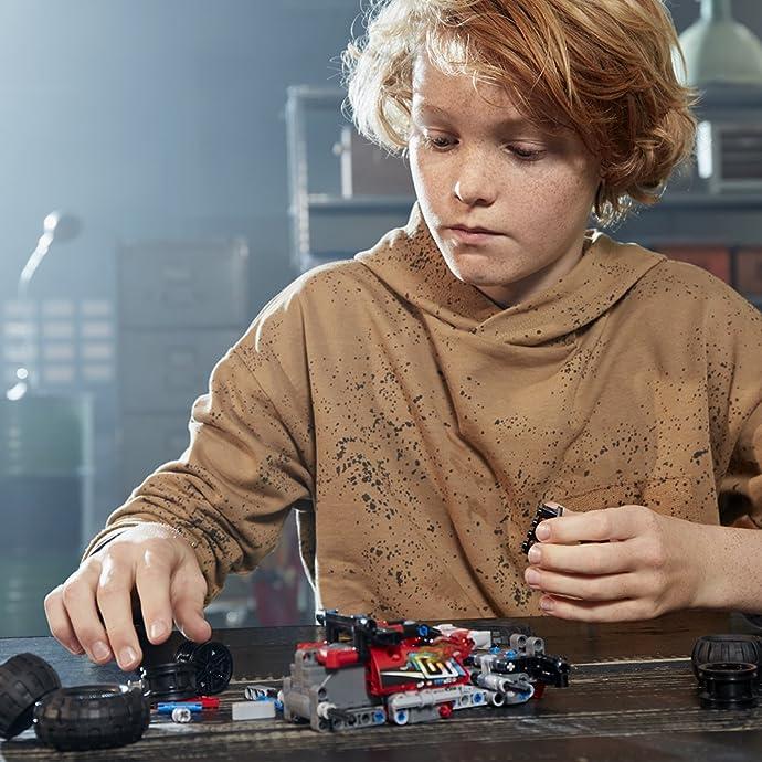 LEGO 乐高 Technic机械组 42073 高速赛车 火力猛攻 积木玩具 6.5折$12.99史低 海淘转运到手约¥108