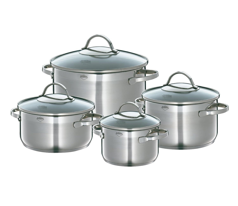 Amazon.com: Küchenprofi 23 8000 28 04 Siena - Juego de 4 ...