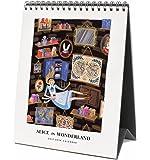 Rifle Paper Co 2017 Desk Calendar (Alice in Wonderland)