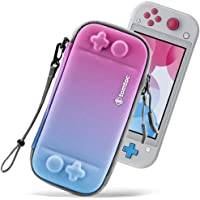 tomtoc Slim Carry Case for Nintendo Switch Lite, Protective Portable Carrying Cases with [Original Patent], Travel…