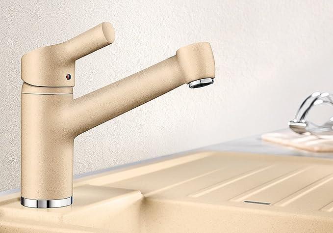 Blanco Elipso II Küchenarmatur - Einhebelmischer, NIEDERDRUCK ...