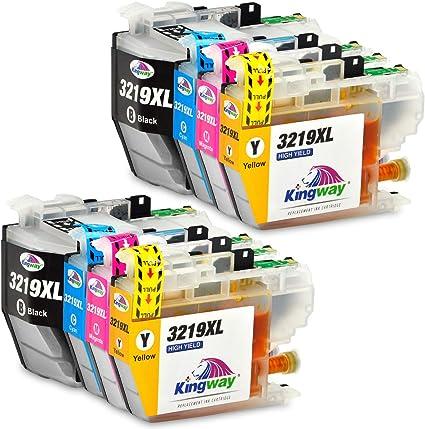 Kingway LC3219XL LC3219 Cartuchos de Impresora compatibles con ...