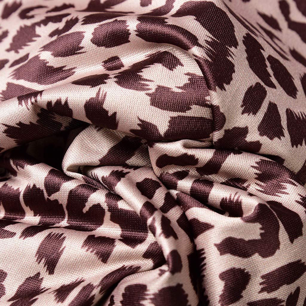 JESPER Women Camouflage Boho Print Loose Shawl Kimono Cardigan Open Front Blouse