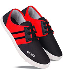 Axter Men-5011 Red Top Best Rates Casual Shoes, Loafers Shoes, Sports Shoes, Running Shoes for Men Comfortable for Men's