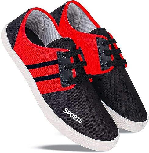 Red Running Shoes-2 UK (43 EU) (5011