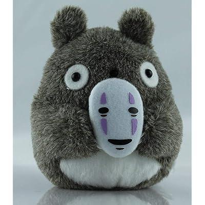 Dragon Squama My Neighbor Totoro Hayao Miyazaki Studio Ghibli Plush Stuffed Toy Mask Totoro: Toys & Games