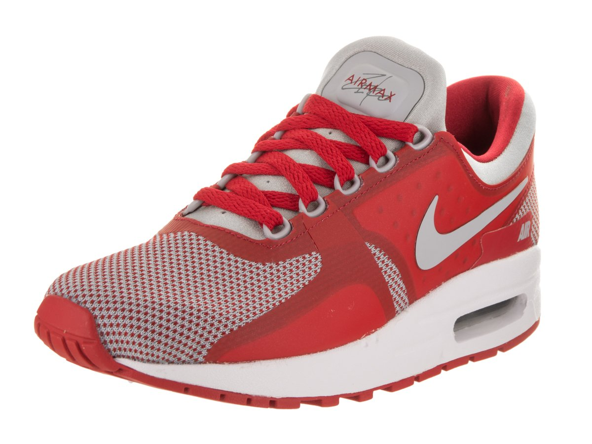 Nike  Air Max Zero Essential GS Running Shoe B06WVJHFZB 4 M US Big Kid|Wolf Grey Wolf Grey 003