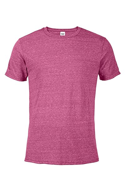 7cc4b3c41 Casual Garb Men s Snow Heather Fitted T Shirt Short Sleeve Crew Neck T- Shirts for Men