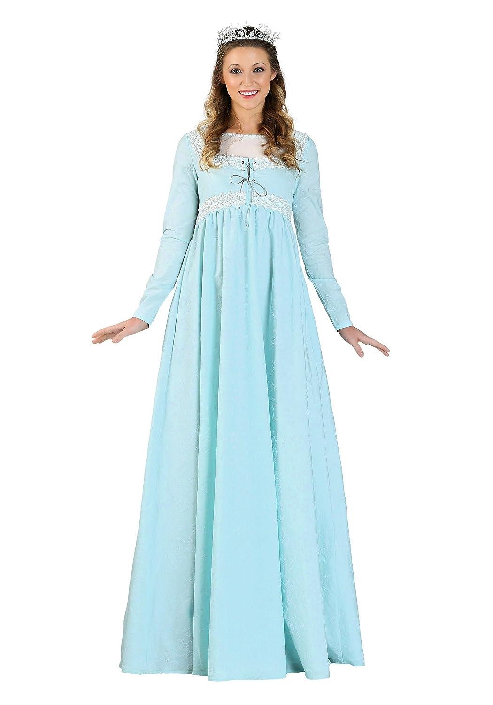 Amazon.com: FunCostumes Princess Bride Buttercup Wedding Dress: Clothing