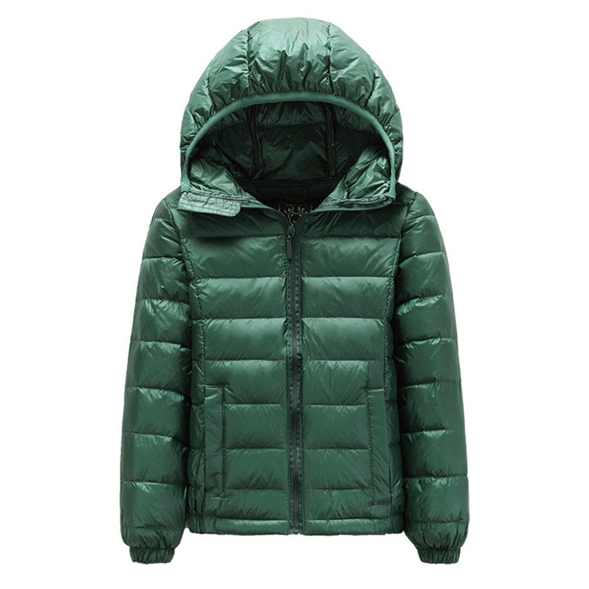 Ecollection Girls Boys Kids Down Winter Coat Hooded Jacket 9 Color