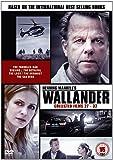 Wallander (Films 27-32) - 3-DVD Set ( Wallander Den orolige mannen / Wallander Saknaden / Wallander Sveket / Wallander Försvunnen / Wallander Mor [ NON-USA FORMAT, PAL, Reg.2 Import - United Kingdom ]