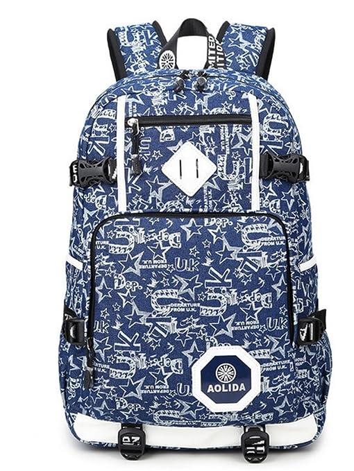 beibao shop Backpack Mochilas para portátil Ocio Camuflaje Tela Oxford Cremallera Hombro Exterior Multifuncional Mochila de