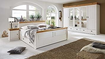 Schlafzimmer im nordischen Landhausstil: Amazon.de: Küche & Haushalt