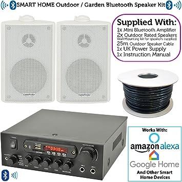 Garden Party/BBQ Outdoor Lautsprecher &: Amazon.de: Elektronik