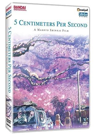 Amazon.com: 5 Centimeters Per Second: 5 Centimeters Per Second: Movies & TV