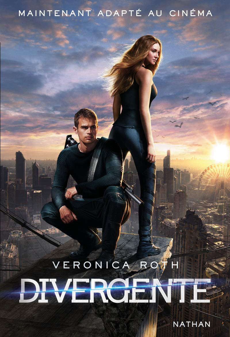 Divergente 1 Amazon Co Uk Roth Veronica 9782092552988 Books