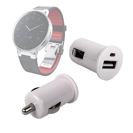 DURAGADGET Cargador De Coche para Alcatel OneTouch Watch ...