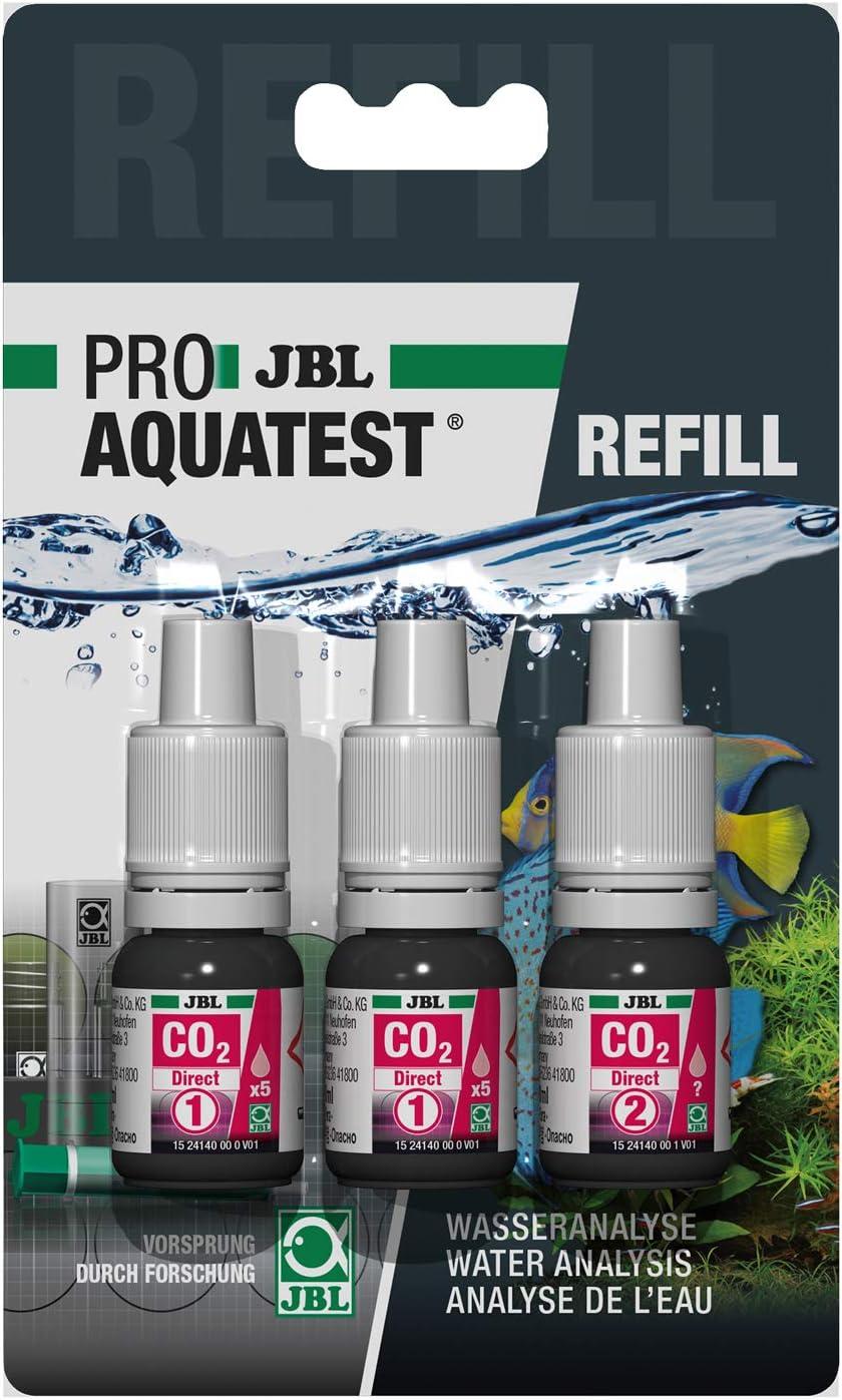 JBL 2414100 Proaquatest Co2 Direct Refill