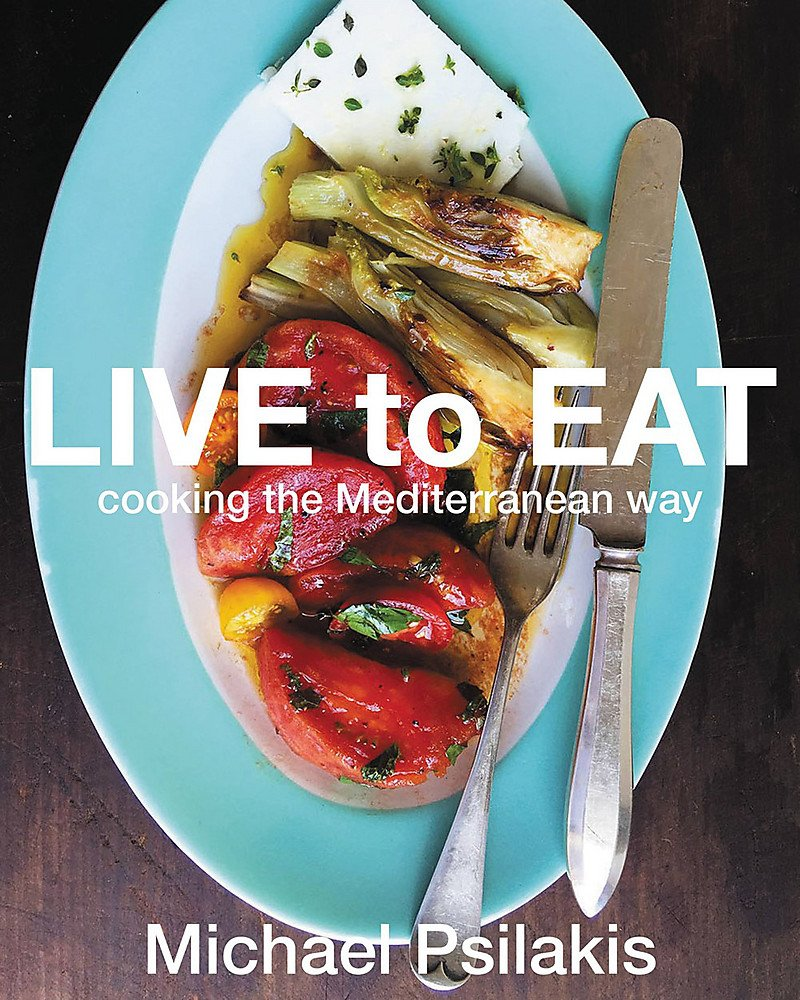 Live Eat Cooking Mediterranean Way product image