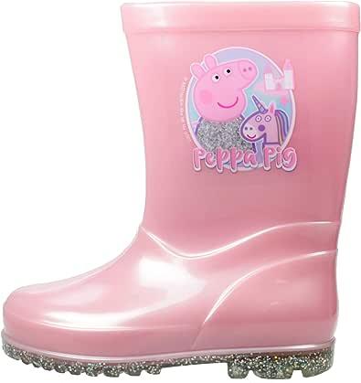 Peppa Pig Kinderen Regenlaarzen Roze 23: Amazon.nl