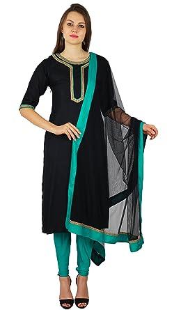 866feb77f950 Atasi Frauen Ready-Made Gerade Rayon Kurta Mit Einem Netto-Dupatta  Indischen Ethnischen Lässig Salwaar Anzug Benutzerdefinierte Kleid- Größen  ...