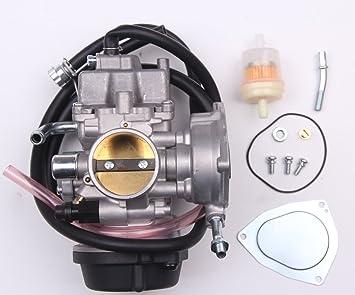 NEW Carburetor for Suzuki LTZ400 LTZ 400 ATV Quad Carb Quadsport Z400 2003-2007