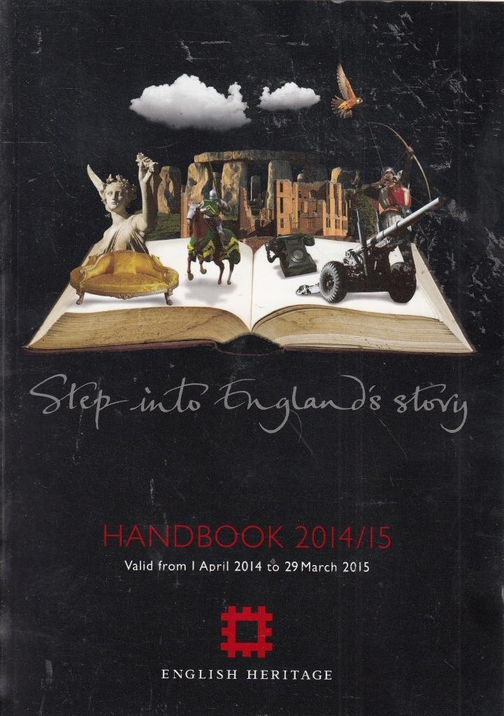 Read Online English Heritage Handbook 2014 /15 ebook