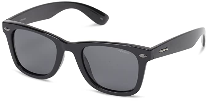 polaroid glasses  Amazon.com: Polaroid Sunglasses P8353S Polarized Wayfarer ...
