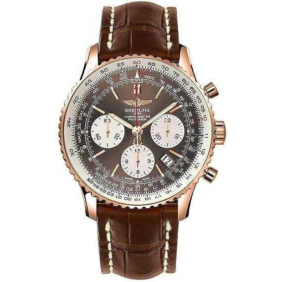 Breitling Navitimer Reloj de Hombre automático 43mm RB012012/Q606C: Amazon.es: Relojes