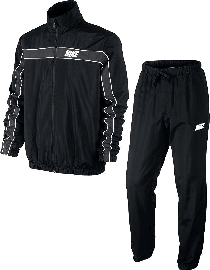 Nike Dash Warmup - Chándal para Hombre, Color Negro/Gris Oscuro ...
