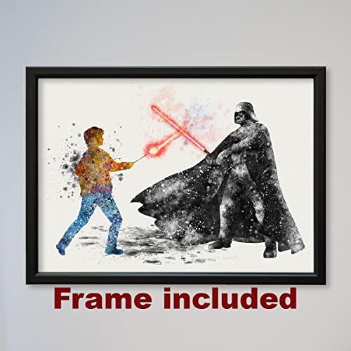 Amazon.com: Star Wars Harry Potter vs Darth Vader 9\