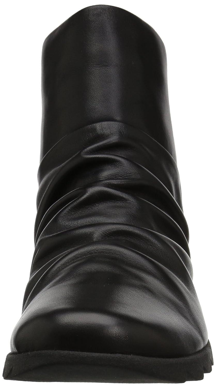 The FLEXX Women's Scrunchie Ankle Boot B074G2471N 9.5 B(M) US|Black Cashmere