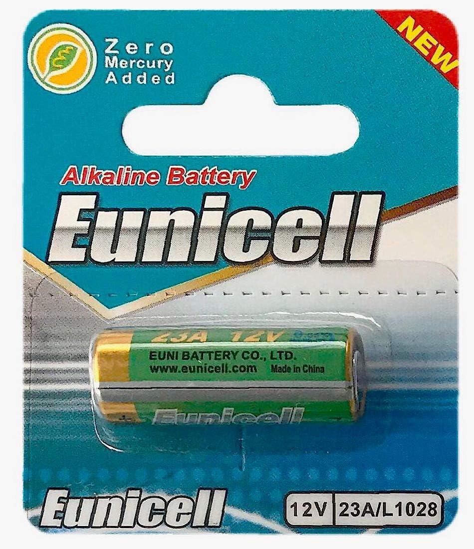 Eunicell 1 X 23a 12v Quecksilberfreie Alkaline Elektronik