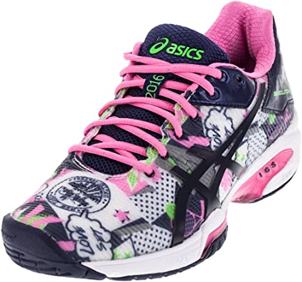 contar Niños Rocío  Amazon.com: De la Mujer Gel-Solution Speed 3 Le NYC – Zapatillas de tenis,  5: Sports & Outdoors