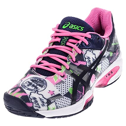 db238639b5 Amazon.com: ASICS Gel Solution Speed 3 Ltd. Ed. NYC Women's Tennis ...