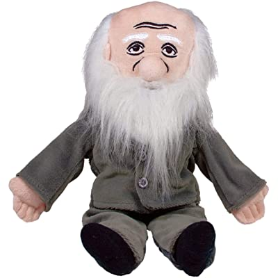 "Unemployed Philosophers Guild W64003D Darwin Little Thinker, 11"" Height: Toys & Games"